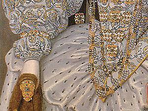 История блохоловки, или Практичный средневековый аксессуар в работах известных художников. Ярмарка Мастеров - ручная работа, handmade.
