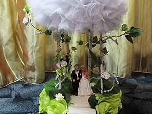 Свадебная беседка | Ярмарка Мастеров - ручная работа, handmade