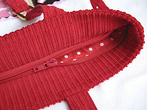 Как вшить молнию в сумку | Ярмарка Мастеров - ручная работа, handmade