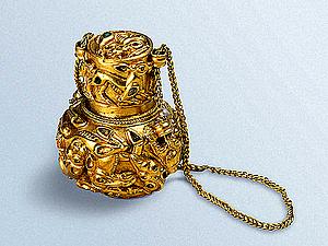 Галерея драгоценностей: золото скифов. Часть 1. Ярмарка Мастеров - ручная работа, handmade.