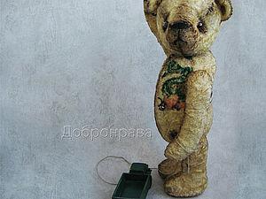 Шьём мишку тедди. Часть 1. Ярмарка Мастеров - ручная работа, handmade.