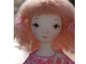 Аукцион!!! весенняя куколка:) | Ярмарка Мастеров - ручная работа, handmade