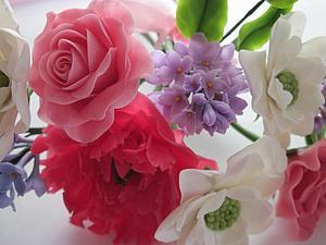 Цветочная Конфетка!!! | Ярмарка Мастеров - ручная работа, handmade