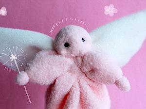 Мастер класс по изготовлению Плюшевого ангела. Ярмарка Мастеров - ручная работа, handmade.