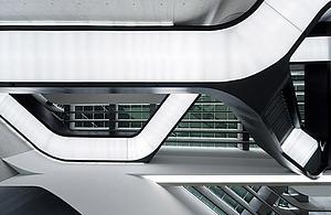 Памяти Zaha Hadid — великой женщины и гениального архитектора. Ярмарка Мастеров - ручная работа, handmade.