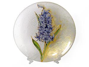 Декоративная тарелка. Ярмарка Мастеров - ручная работа, handmade.