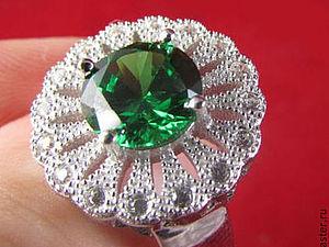 Аукцион! Серебряные кольца. 2 лота!Приглашаю | Ярмарка Мастеров - ручная работа, handmade
