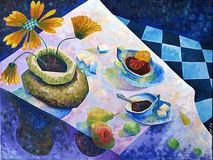 Моя покупка на ЯМ. Картины Анны Березиной   Ярмарка Мастеров - ручная работа, handmade