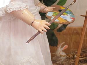 Фото и впечатления с выставки винтажных кукол | Ярмарка Мастеров - ручная работа, handmade