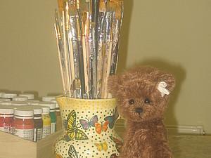 Мишка Тедди для новичков...   Ярмарка Мастеров - ручная работа, handmade