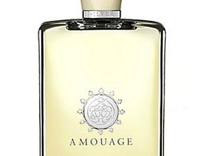 Композиция напоминающая аромат Silver Cologne от парфюмерного Дома Amouage. | Ярмарка Мастеров - ручная работа, handmade