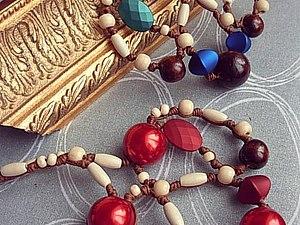 Создание модной бижутерии. | Ярмарка Мастеров - ручная работа, handmade