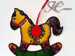 Символ 2014 года. | Ярмарка Мастеров - ручная работа, handmade