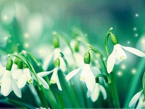 С праздником Весны!   Ярмарка Мастеров - ручная работа, handmade