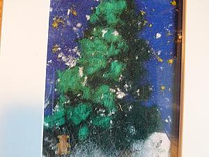 Шерстяные открытки - спец.предложение | Ярмарка Мастеров - ручная работа, handmade