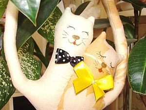 Как сшить сердечную парочку своими руками | Ярмарка Мастеров - ручная работа, handmade
