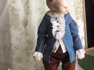 Удивительное рождение кролика Эдварда | Ярмарка Мастеров - ручная работа, handmade