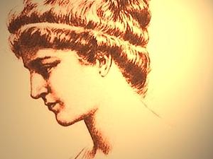 Прекрасная Гипатия: трагическая судьба женщины-ученого. Ярмарка Мастеров - ручная работа, handmade.