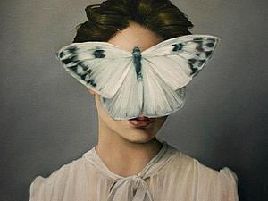 Удивительные картины Amy Judd | Ярмарка Мастеров - ручная работа, handmade