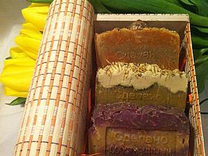 Про мыло натуральное и из основы. Ярмарка Мастеров - ручная работа, handmade.