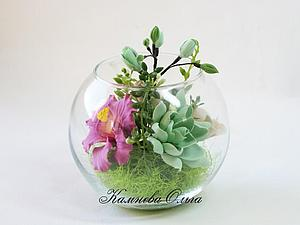 Мастер -классы по лепке реалистичных цветов к 8 марта!!! | Ярмарка Мастеров - ручная работа, handmade