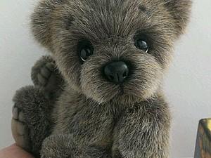 Медвежонок Пухлик.   Ярмарка Мастеров - ручная работа, handmade