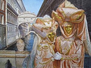 Вы уже были на венецианском карнавале?   Ярмарка Мастеров - ручная работа, handmade