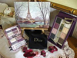 Откуда берутся идеи или тени от «Dior», «Guerlain» и   «Chanel» как отделочный материал | Ярмарка Мастеров - ручная работа, handmade
