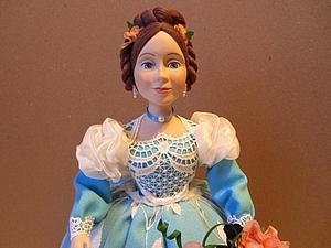 Новая кукла на чайник