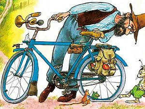 Иллюстратор Свен Нурдквист и его самобытные творения. Ярмарка Мастеров - ручная работа, handmade.