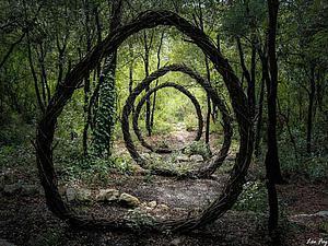 Заколдованный лес Спенсера Байлса. Ярмарка Мастеров - ручная работа, handmade.