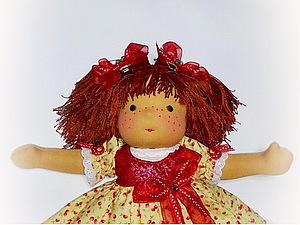 Прически для кукол ( в помощь родителям) | Ярмарка Мастеров - ручная работа, handmade