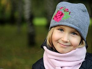 Скоро весна!!! Скидка на шапки для девочек 20%! | Ярмарка Мастеров - ручная работа, handmade
