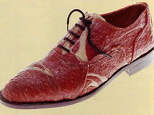 Кумагай Токио - обувь из пармской ветчины | Ярмарка Мастеров - ручная работа, handmade