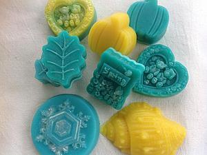 Новое глицериновое мыло   Ярмарка Мастеров - ручная работа, handmade