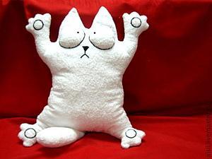 Милый котик ищет хозяина | Ярмарка Мастеров - ручная работа, handmade