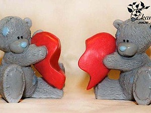 Конфетка ко дню Св. Валентина | Ярмарка Мастеров - ручная работа, handmade