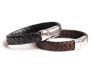 Новая коллекция плетеных браслетов | Ярмарка Мастеров - ручная работа, handmade