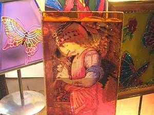 Основы витражной росписи | Ярмарка Мастеров - ручная работа, handmade