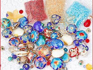 Розыгрыш огромной конфетки из бусин! | Ярмарка Мастеров - ручная работа, handmade