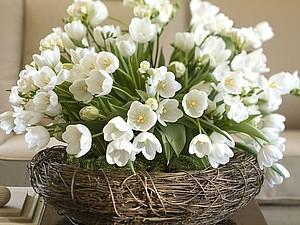 С первым весенним праздником!!! Всем любви, тепла в душе и солнца   Ярмарка Мастеров - ручная работа, handmade