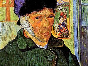 Зачем Ван Гог отрезал себе ухо? Часть 3. Ярмарка Мастеров - ручная работа, handmade.