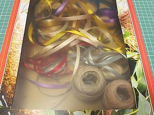 Делаем коробочку для рукоделия с окошками. Ярмарка Мастеров - ручная работа, handmade.
