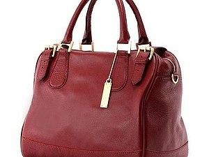 Шьём женскую кожаную сумку, 8 занятий.   Ярмарка Мастеров - ручная работа, handmade