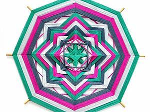 Плетение Мандалы. | Ярмарка Мастеров - ручная работа, handmade