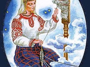 Макош-Богиня рукоделия   Ярмарка Мастеров - ручная работа, handmade