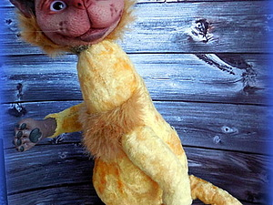 Котик  Шелапут от Натальи Корековой может стать Вашим!!! | Ярмарка Мастеров - ручная работа, handmade