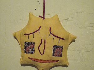 Новая примитивная игрушка   Ярмарка Мастеров - ручная работа, handmade