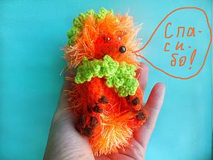 Что делают Комочки Счастья в День Рождения? Правильно! Дарят подарки! ))   Ярмарка Мастеров - ручная работа, handmade