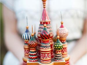 Идеи для свадьбы в русском стиле. Ярмарка Мастеров - ручная работа, handmade.